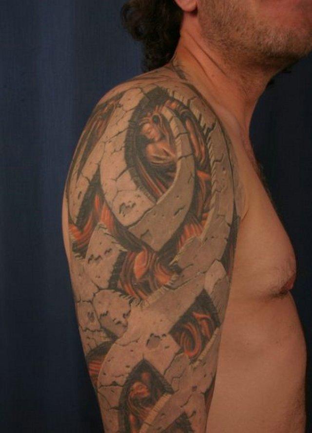 tatto 3d best body art tattoo. Black Bedroom Furniture Sets. Home Design Ideas