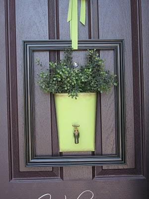 Creative Urges-Creative Blogspot: Cute Front Door Decor ...