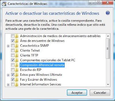 10 trucos para acelerar Windows Vista Aceleravista2