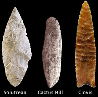 The Solutrean Hypothesis – were Europeans the first North American Settlers?