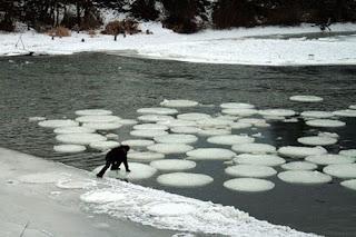 10. Ice Circles