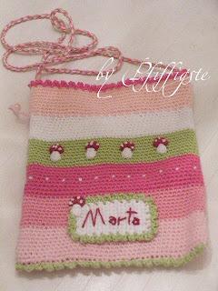 Mädchentasche Häkeln My Blog
