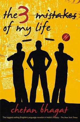 The 3 Three Mistakes of my Life by Chetan Bhagat, Free Download on CTC