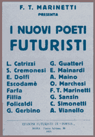 Poeti Futuristi