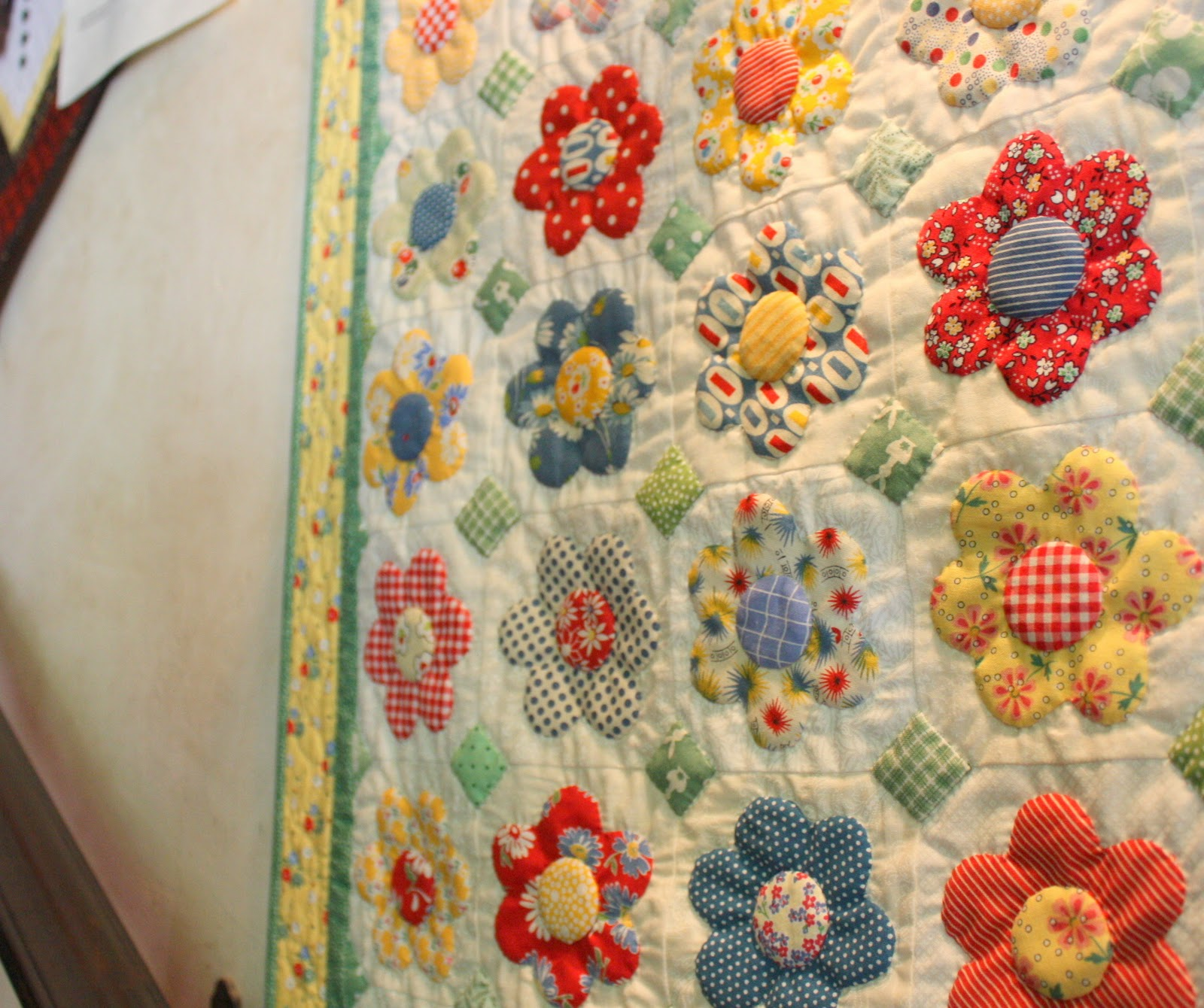 Diary Of A Quilter