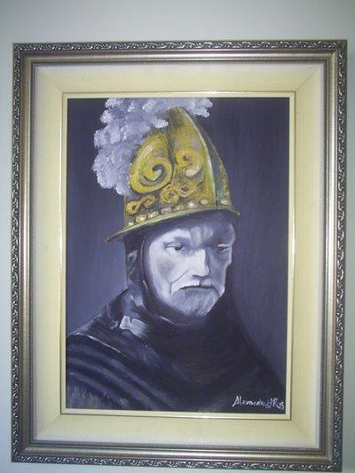O cinturião de Rembrandt