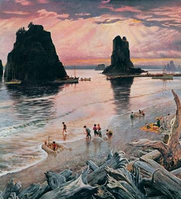 Washington Ford Pa >> Purple Palette Magazine: ARTIST OF THE MONTH JOHN FORD CLYMER