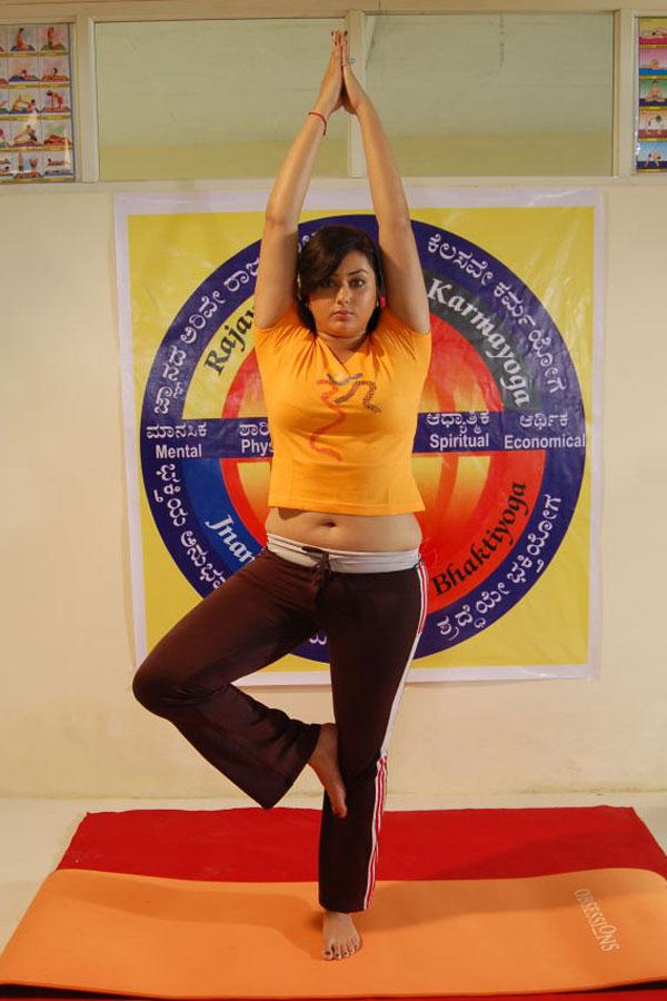 Hot yoga hd