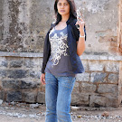 Bindhu Madhavi with Gun  Photo Gallery