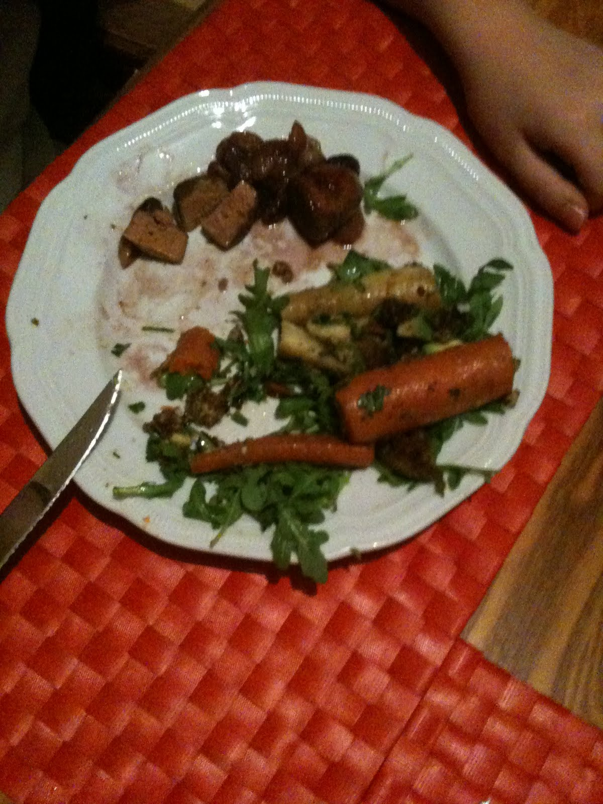 nourrir edith les carottes sont cuites version salade. Black Bedroom Furniture Sets. Home Design Ideas