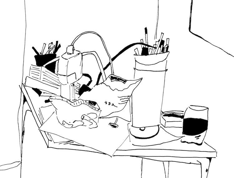 mon bazar dessiner raph. Black Bedroom Furniture Sets. Home Design Ideas