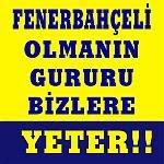 Fenerbahçeli Olmanın Gururu Bizlere Yeter