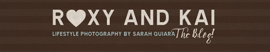 Roxy and Kai Photography is now : Sarah Q {Photography for Happy People}
