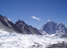 Mt. Everest & Khumbu Glacier
