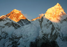 Mt. Everest - Sunrise