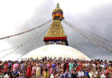 Baudha Nath Stupa - Kathmandu