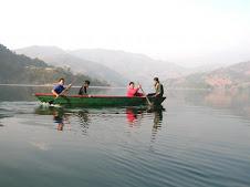 Fewa lake - Pokhara