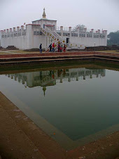 Birth Place of Buddha - Lumbini