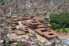 A part of Kathmandu