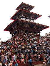 Public Gathering - Hanuman Dhoka
