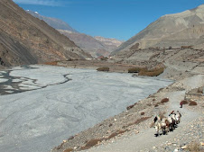 Way to Muktinath - Kagbeni, Mustang