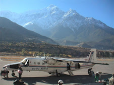 Jomsom Airport - Mustang