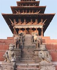 Pagoda Temple - Bhaktapur