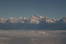 Himalayas from the Sky