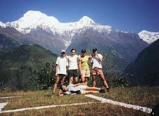 Annapurina region - Famus Trekking trail