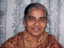 Indian Sister Reports to UN on Women's Rights