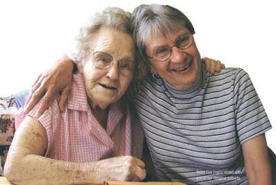 Sister Eva's Loving Strength