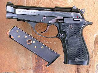 Sig P232 Aluminum Grips