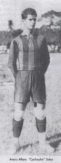 Arturo Cachacha Alfaro Salas