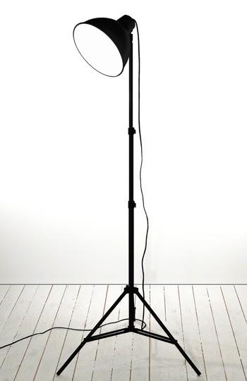 Globen RETRO lampor i spotlight.
