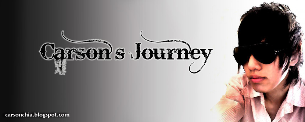 Carson's Journey