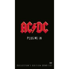 ac dc plug me in album cd dvd