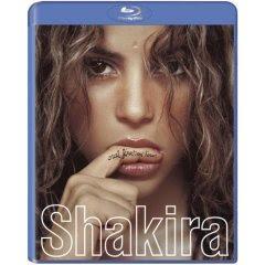 shakira oral fixation tour dvd