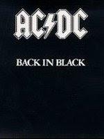 ac dc back in black album