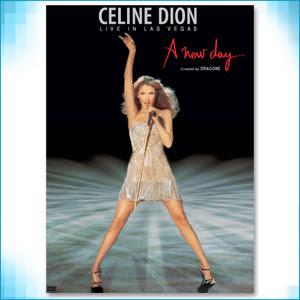 celine dion a new day dvd live las vegas
