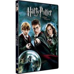 harry potter et l'ordre du phenix dvd
