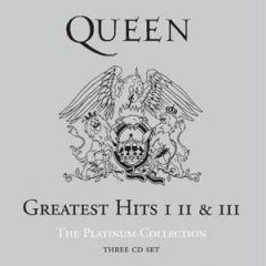 queen greatest hits best of coffret platinum