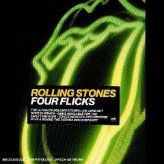 rolling stones four fliks coffret 4 dvd album