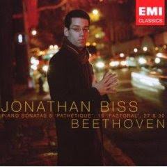 jonathan biss beethoven piano sonatas 8 cd album