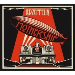 mothership led zeppelin best of album cd remasterise