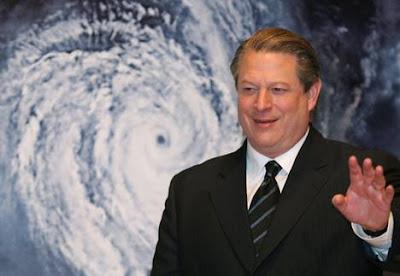 ancien vice-president des etats-unis, al gore a recu le prix nobel de la paix pour son engagement ecologique