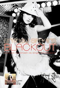 britney spears new album blackout