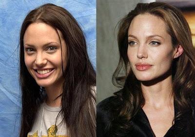 famosas sin maquillaje (miren la diferencia)
