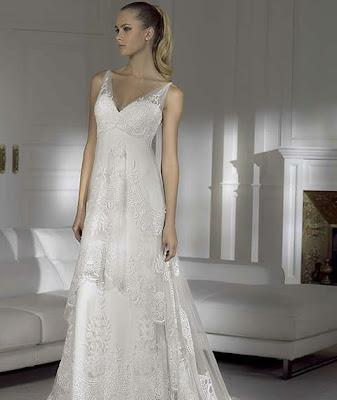 moda nupcial: vestidos de novia coleccion pronovias 2009 (1
