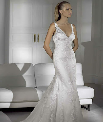 moda nupcial: vestidos de novia coleccion pronovias 2009 (2