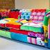 Meu Sofá de patchwork